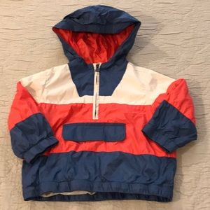 Gap baby windbreaker fully lined 12-18 months
